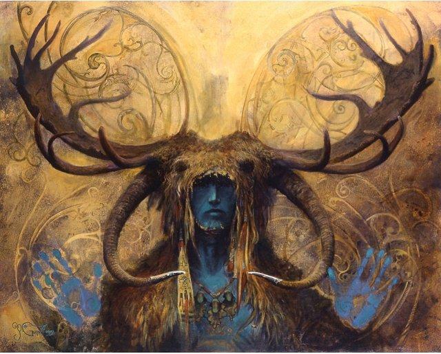 Moose Spirit