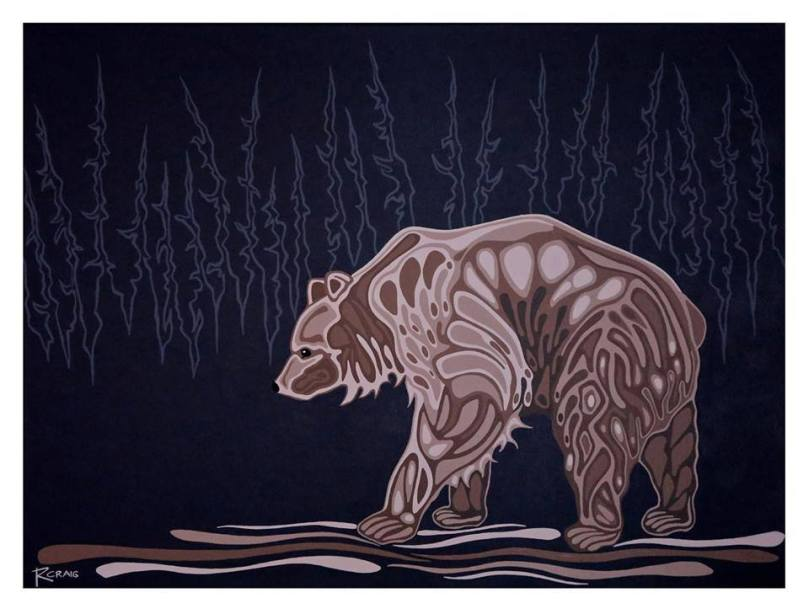 The Dark Bear