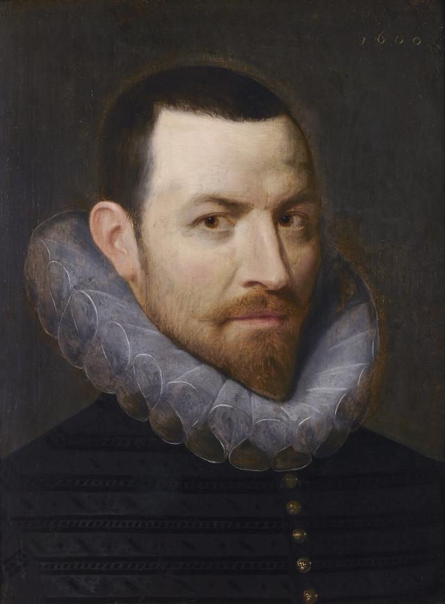 Portrait of Nicholaas Rockox