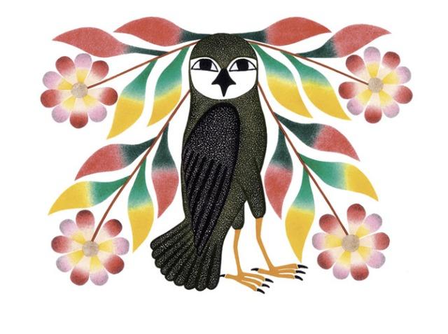 Owl's Bouquet