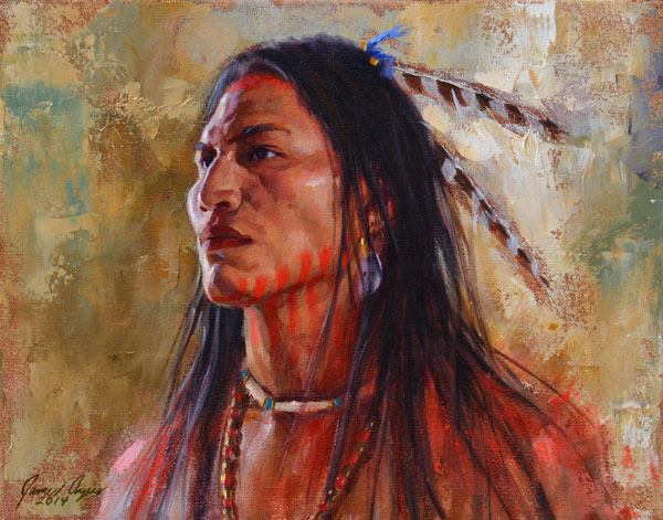 Defiance Lakota Warrior 2014