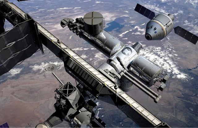space docking