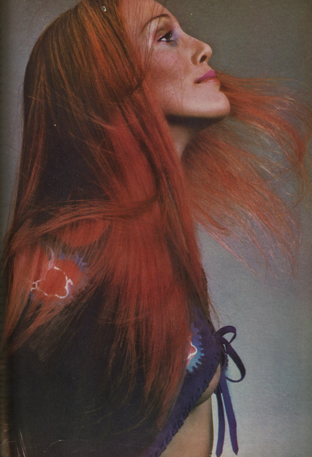 A redhead vogue uk