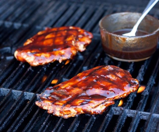 balsamic+barbecue+sauce boneless chicken breasts