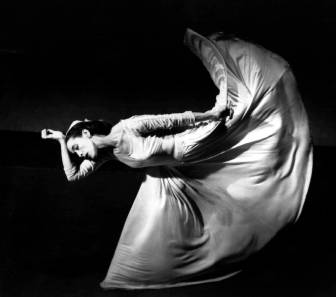 A Martha Graham Modern Dance