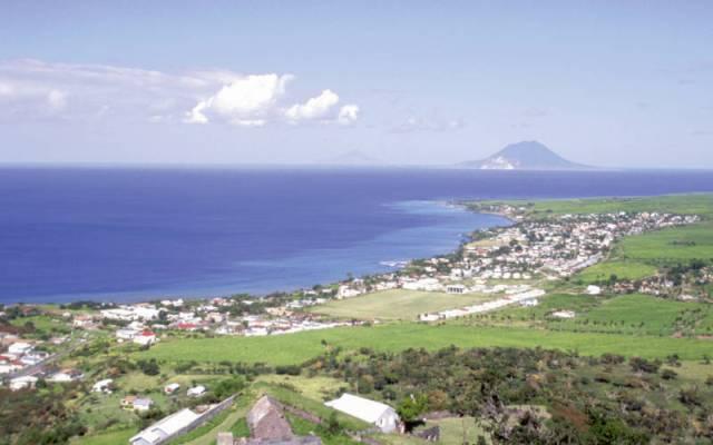 A Brimstone Hill Sandy Point Panorama