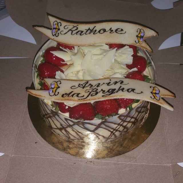 A Cheesecake 2015