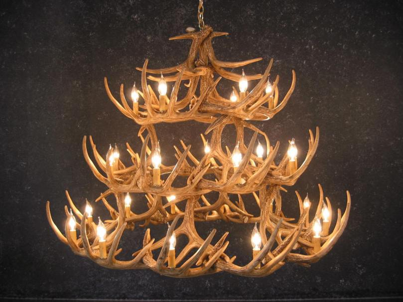 a stag light arrangement