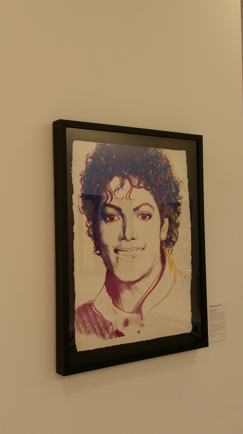 Michael by Warhol