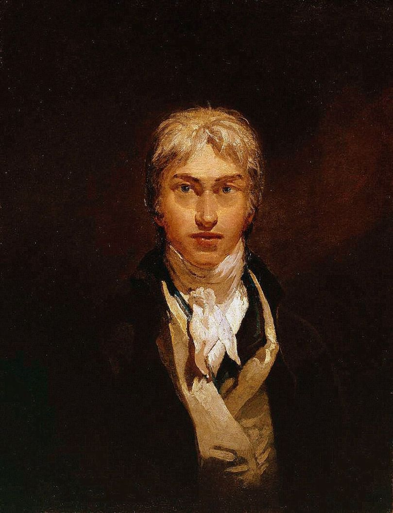 J. M. W. Turner self-portrait