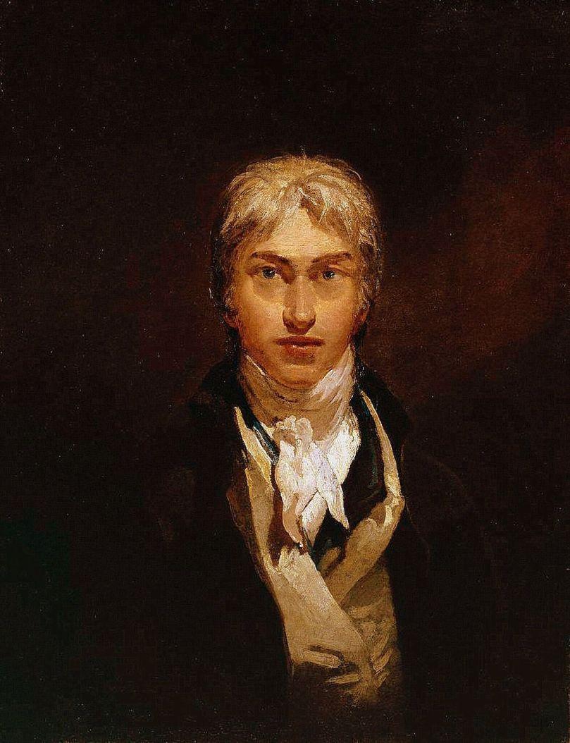 J. M. W. Turner self-portrait