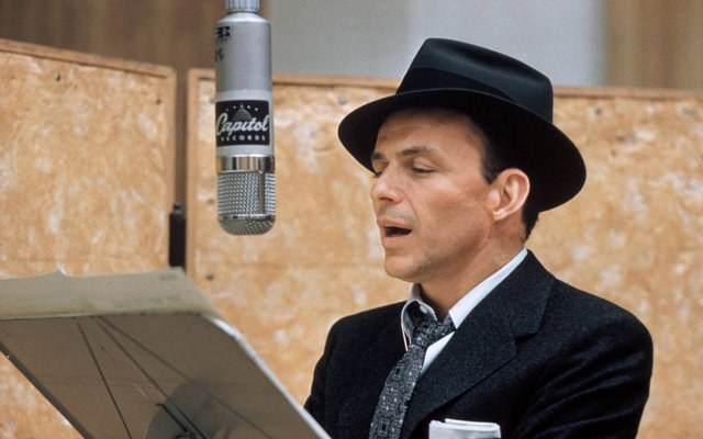 Chairman of the Board Frank Sinatra