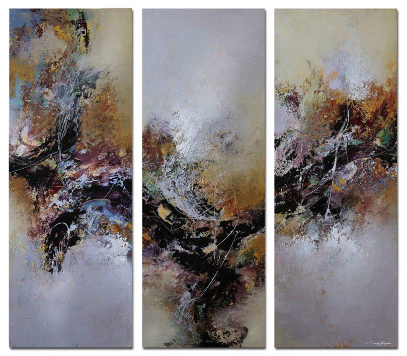 Serenity Triptych