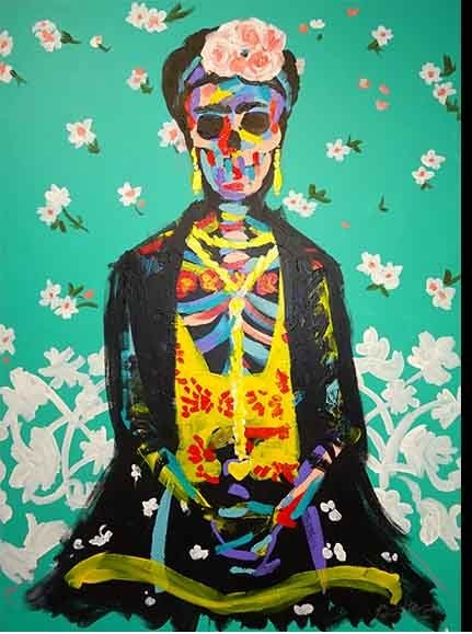 Frida Kahlo Bradley Theodore