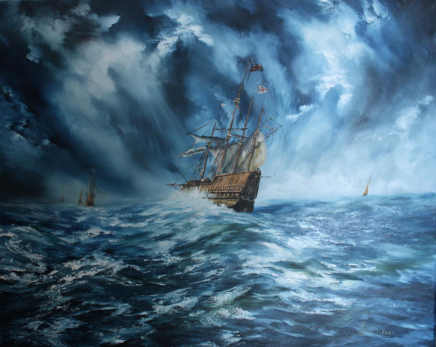 galleon-2-the-mary-rose-and-fleet-jean-walker