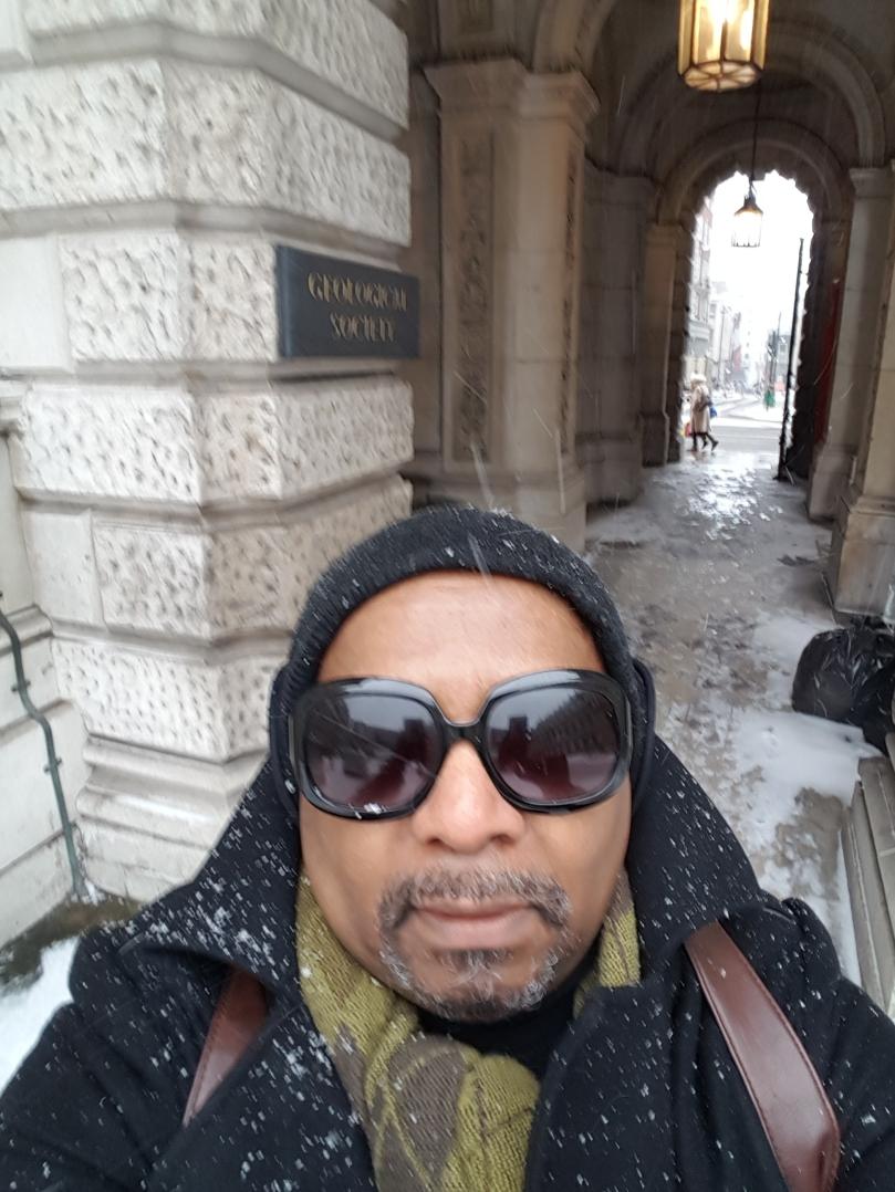 Arvin da Brgha 1.3.2018 Royal Academy London, England