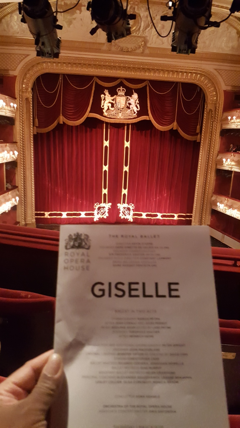 Giselle Royal Ballet