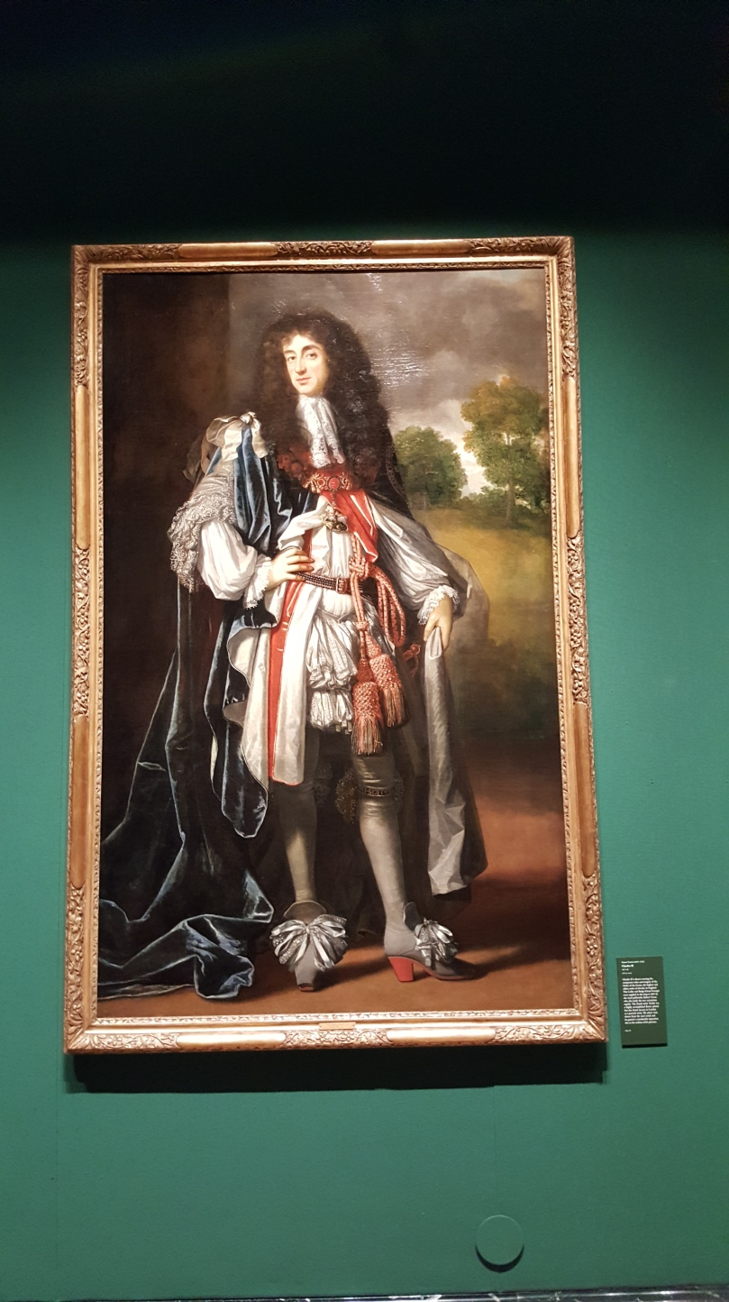 HM King Charles IIb