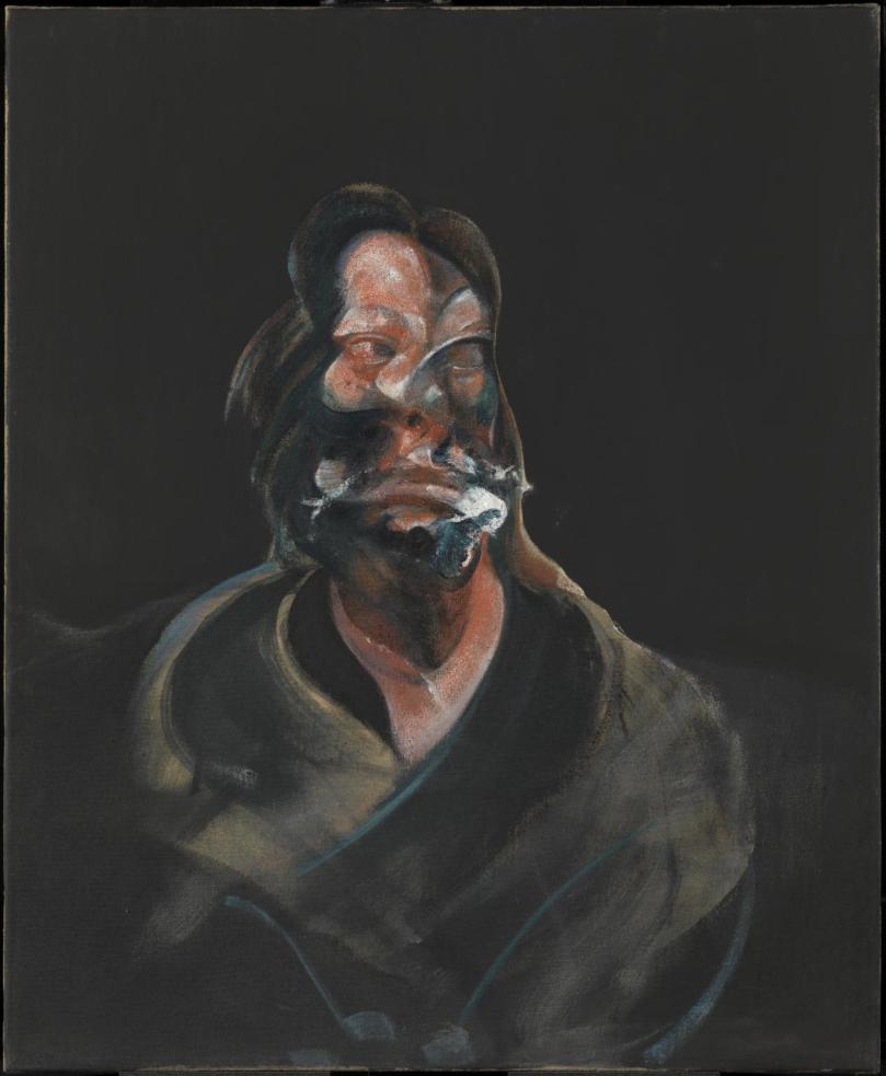 Portrait of Isabel Rawsthorne 1966 by Francis Bacon 1909-1992