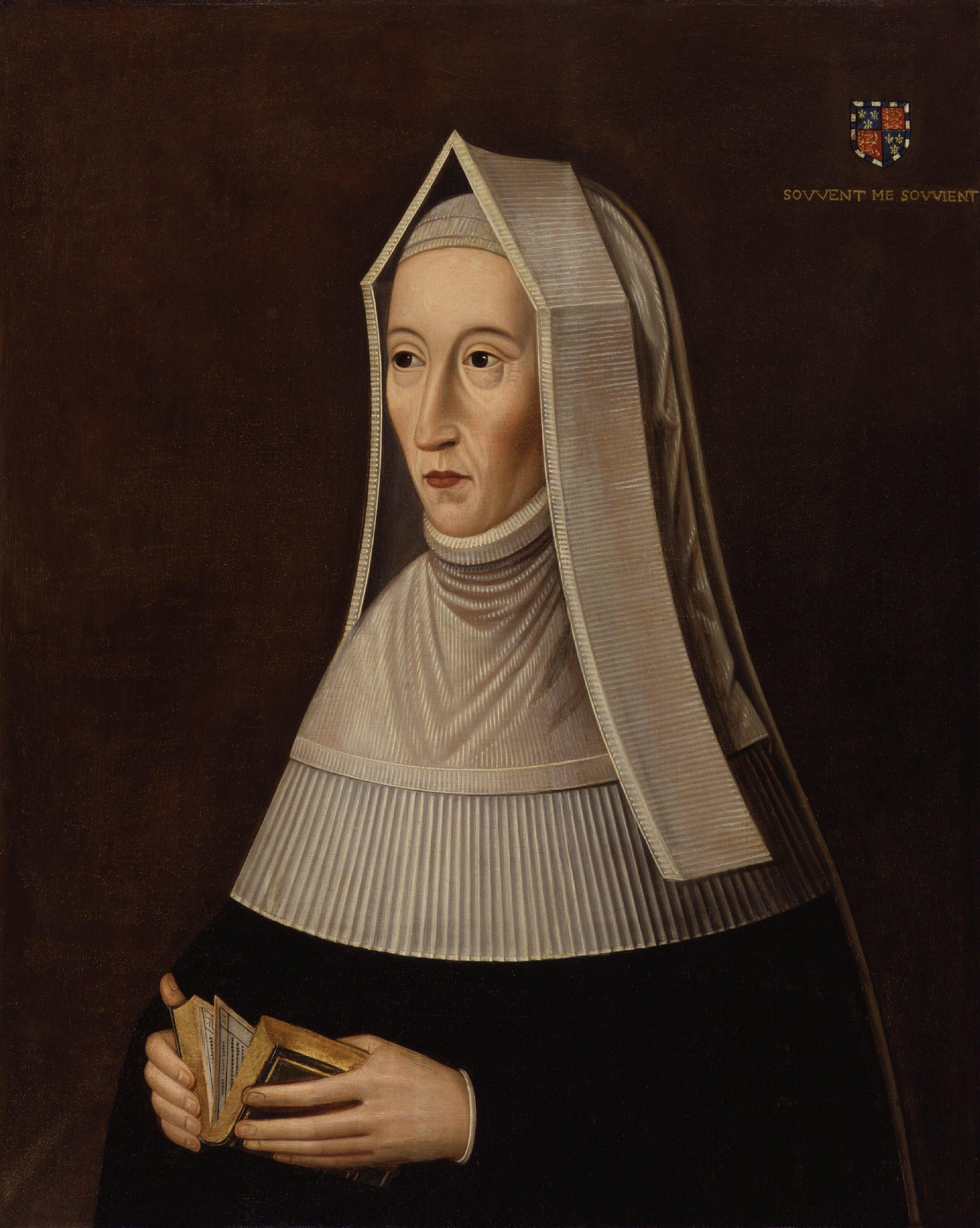 Margaret Beaufort Portrait