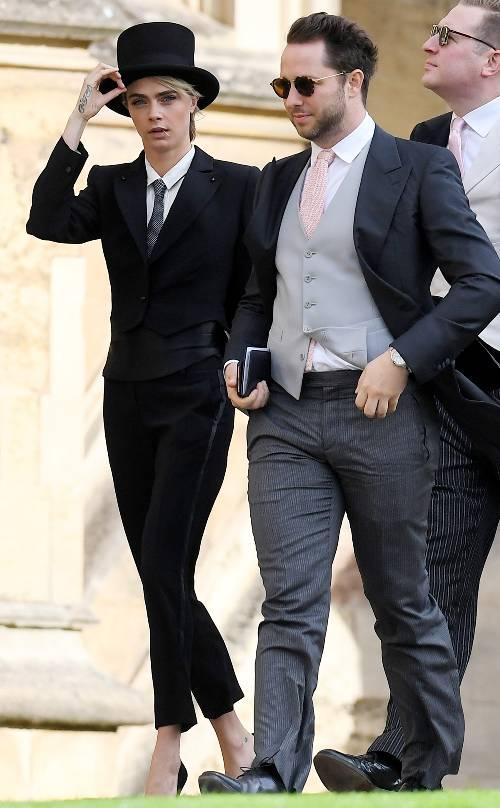 Cara Delevigne & Derek Blasberg