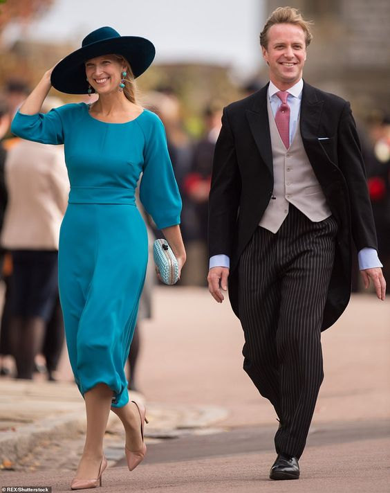 Gabriella Windsor & Thomas Kingston