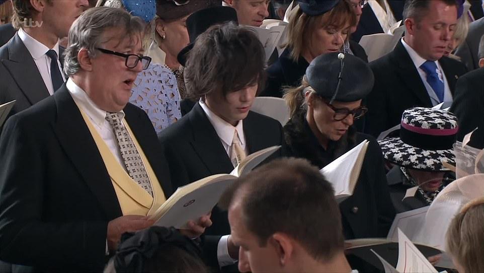 Stephen Fry & Elliott Smith