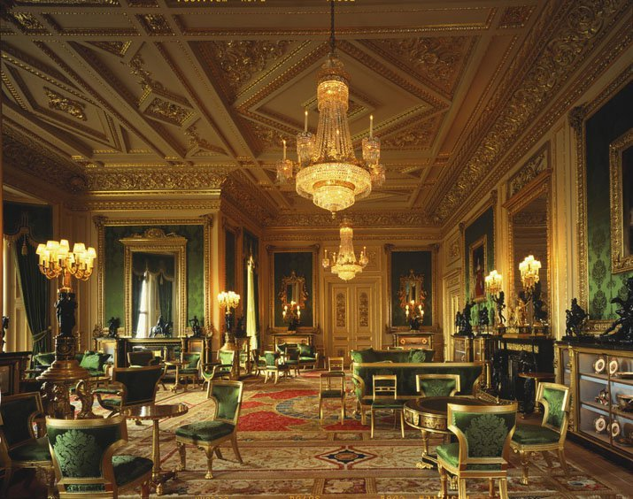 Inside-Windsor-Castle-Green-Drawing-Room
