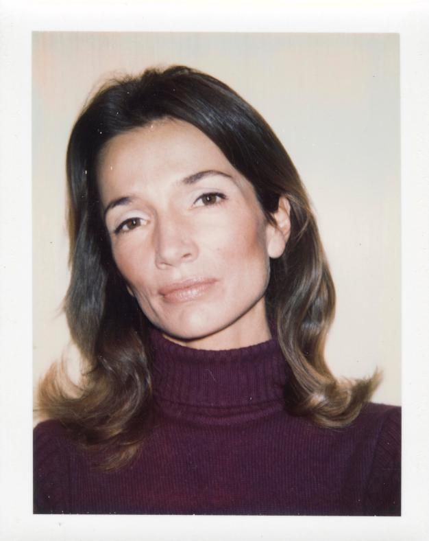 Lee Radziwill by Andy Warhol