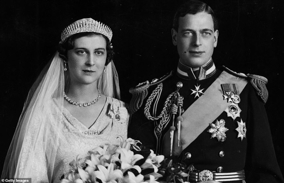TRH Duke & Duchess of Kent