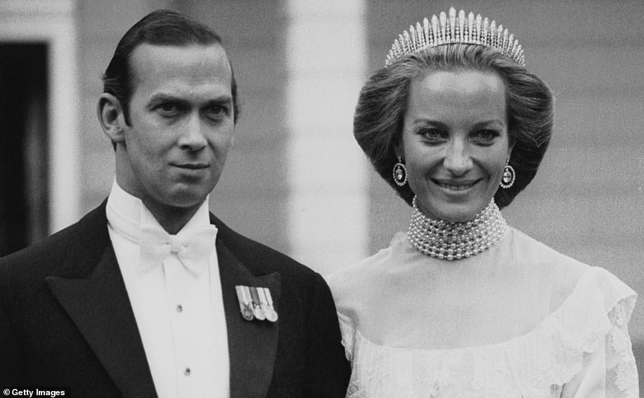TRH Prince & Princess Michael of Kent