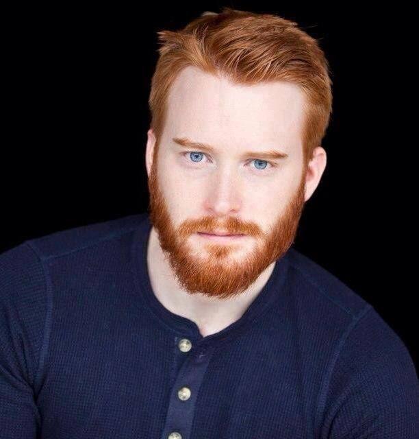 Gay irish red hair