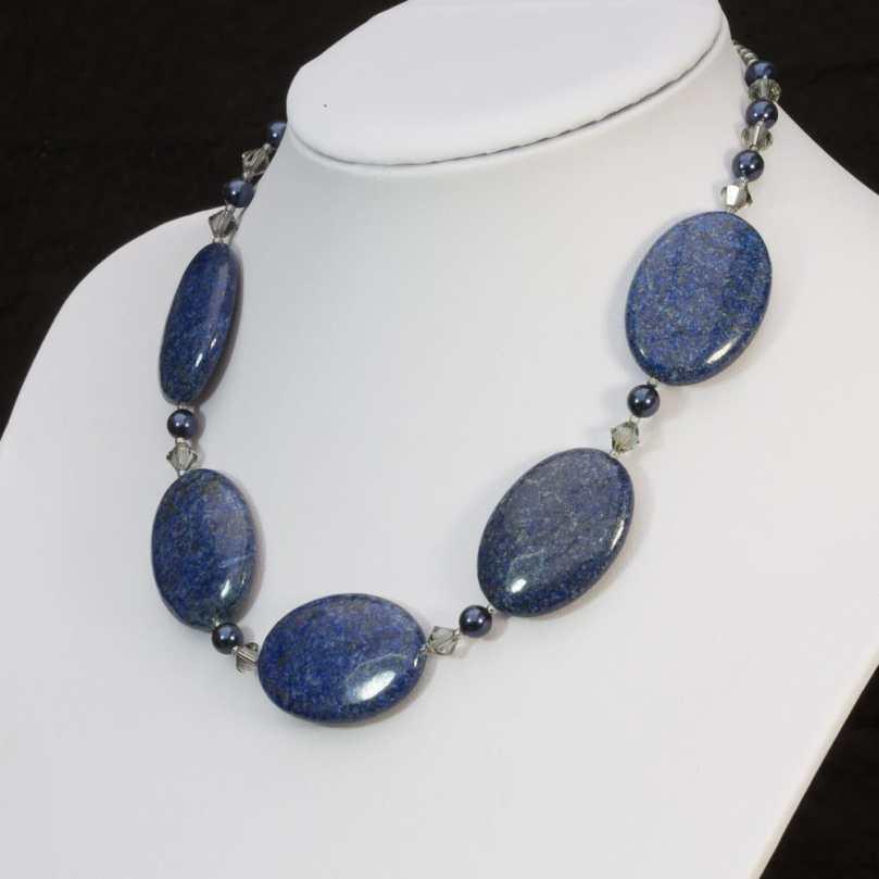 Lapis-lazuli-necklace
