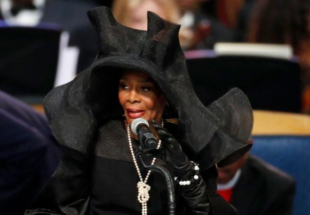 Aretha Franklin, Detroit, USA - 31 Aug 2018