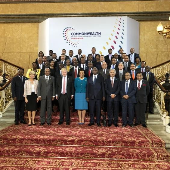 Commonwealth Foreign Minister Meeting 2018 File photo